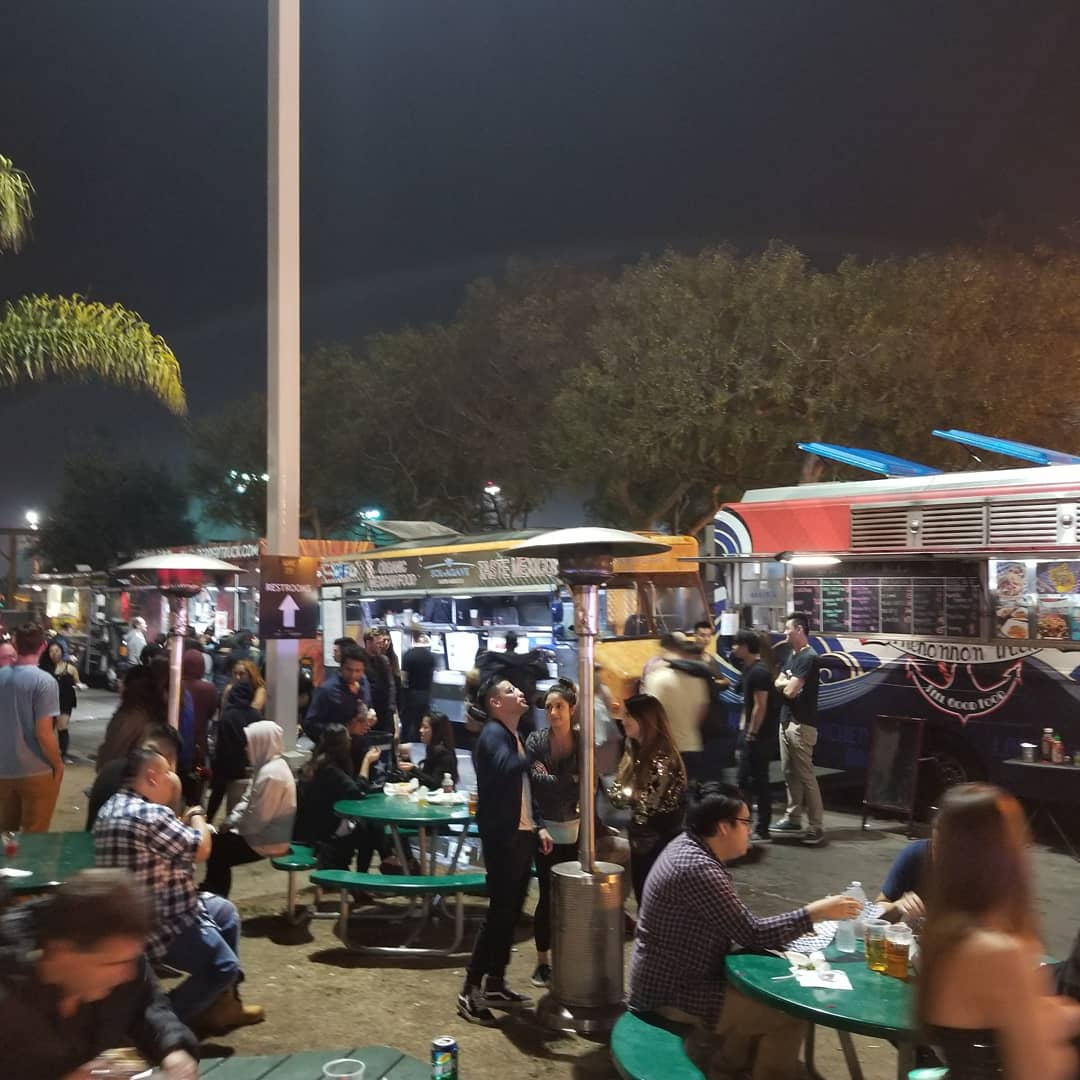 Irvine Food Trucks Friday